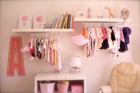 Barbara's Nursery: Pretty in Pink