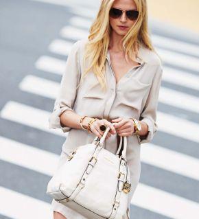 Fashion Friday: White LinenNight