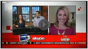 Hammer-and-Heels on Good Day Sacramento!
