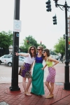 Tallulah Summer '12. Just bought that chevron skirt.  Love it!