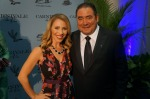 Emeril Lagasse and I on the red carpet