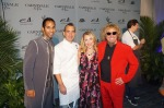 Deepak Saini, Chef Marc Forgione, Anne Cutler, Sammy Hagar