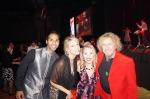 Dancing the night away with Sammy and Kari Hagar