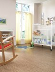 Cork floors in the nursery