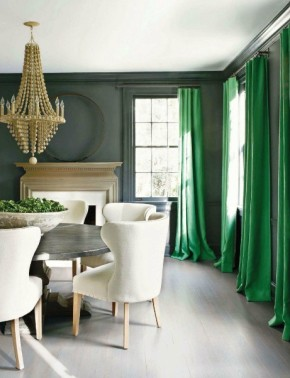 Trend Watch: Emerald Green