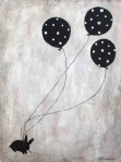 Rebecca Rebouche, Black Balloons