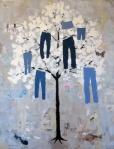 Rebecca Rebouche, Denim Tree