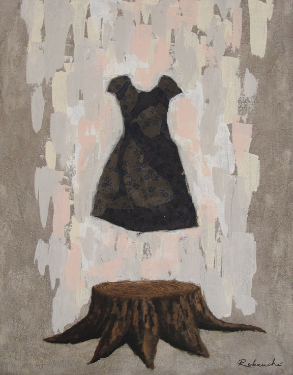 Rebecca Rebouche, Stand Tall