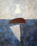 Rebecca Rebouche, Upside Down Sailboat