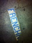 Frenchmen street tiles