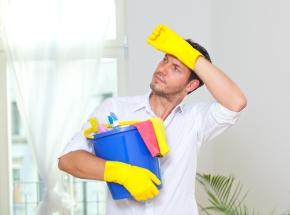 Awkward Cleaning