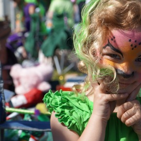 Beads and Cabbage Abound for St. Patrick's Day in New Orleans