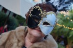 Masquerade Engagement Party