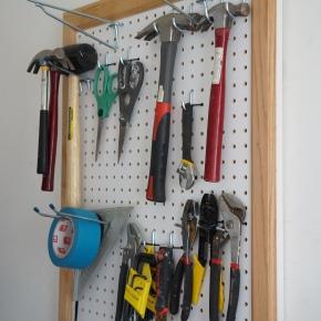 Easy Tool Organization