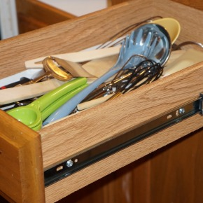 How to Change Old Drawer Slides