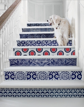 Trend Watch: Painted Staircases