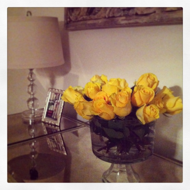 Yellow Roses from Joe
