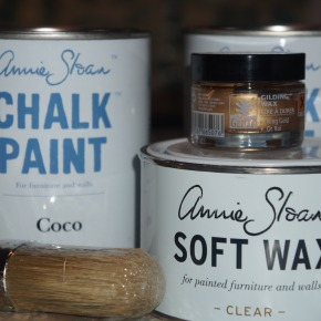 How-To: Kitchen Cabinet Chalk Paint Makeover