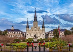 Christmas Time in NewOrleans