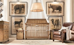 It's a Jungle Out There: Safari-InspiredNursery