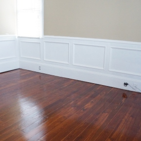 Antique Floors FuriouslyRefinished