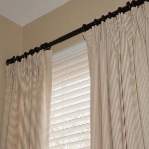 Handmade Nursery Curtains