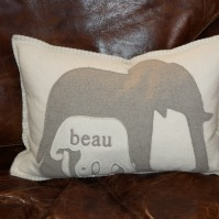 Baby elephant for baby Beau