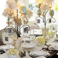 Pinterest Easter Table