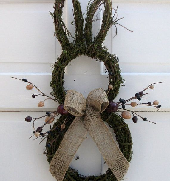 Pinterest Easter Wreath