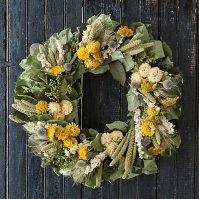 Terrain Garden Sun Wreath