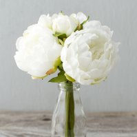 Terrain Silk Peony Bouquet
