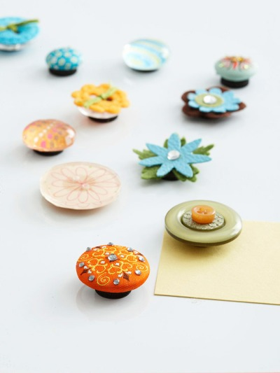 Better Homes and Gardens DIY Magnets for Mom Cost of Supplies