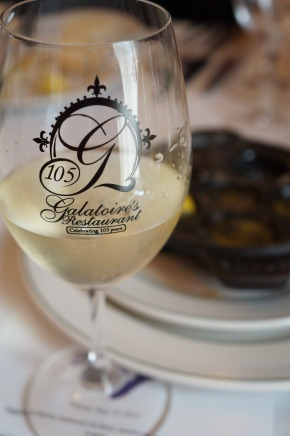 Sipping Away my Friday at the Barefoot Wine Luncheon