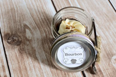 Etsy Pety's Bourbon Cupcake in Jar 8
