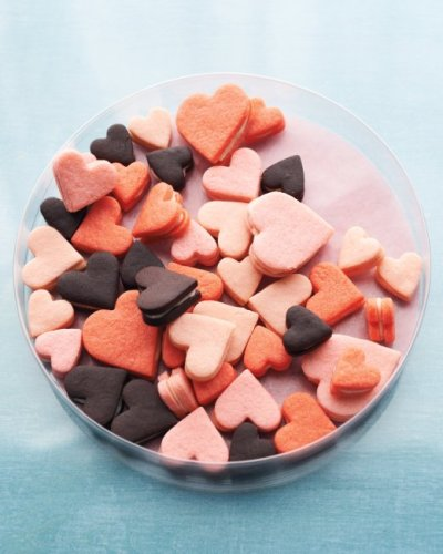 Martha Stewart DIY Heart Sandwich Cookies Cost of Ingredients