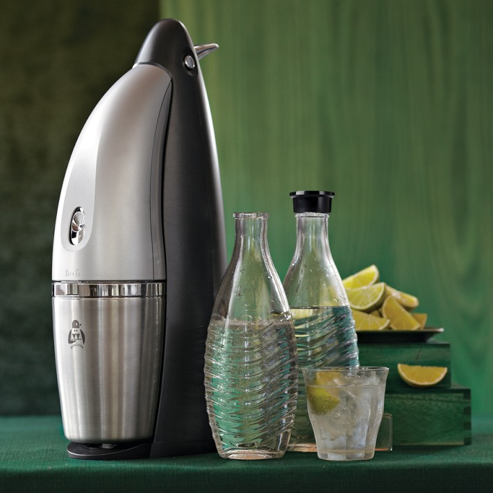 Williams-Sonoma Soda Stream Penguin Soda Maker 180