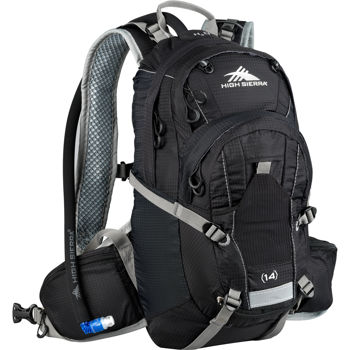 Costco High Sierra Hydration Pack