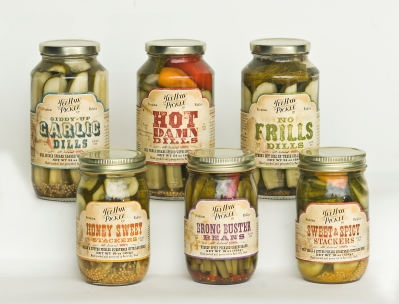 Yee Haw Pickles Sample Pack