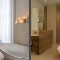 Kingsway House Modern Bathroom- Studio WTA