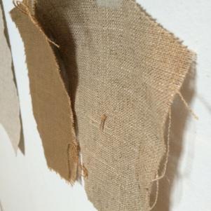 Curtain fabric samples