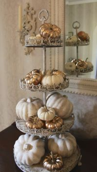 Tower of pumpkins, New House New Home New Life