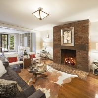 Top Design Trends, Cowhide, Courtesy Zillow