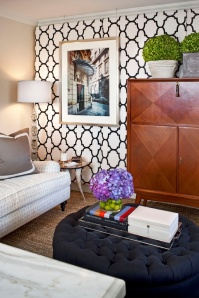 Top Design Trends, Wallpaper, Courtesy Zillow