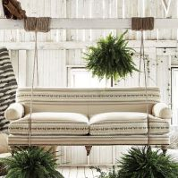 Anthropologie Spring 2015 Patterned Willoughby Sofa